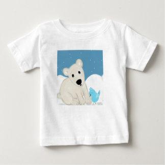 Polare Freunde Baby T-shirt