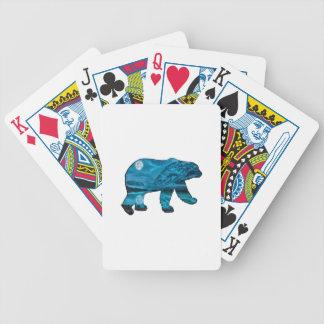 Polare Sitzung Bicycle Spielkarten