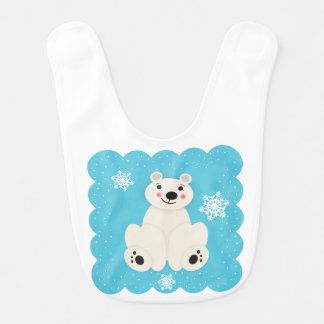 Polarer Freund Babylätzchen
