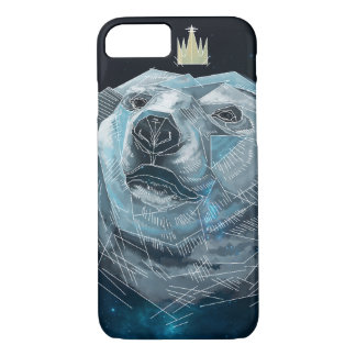 Polarer König iPhone 8/7 Hülle