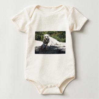 Polares Bier Baby Strampler