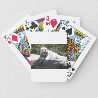 Polares Bier Bicycle Spielkarten