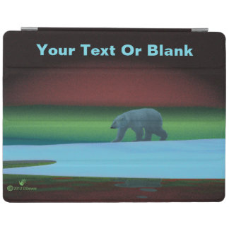 Polarlicht-Eisbär iPad Smart Cover
