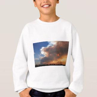 Pole-Nebenfluss-Feuer, Schwestern, Oregon Sweatshirt
