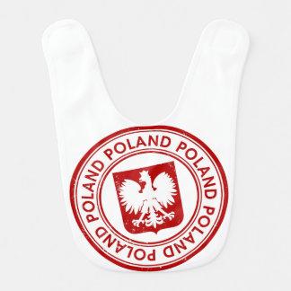 Polen Babylätzchen