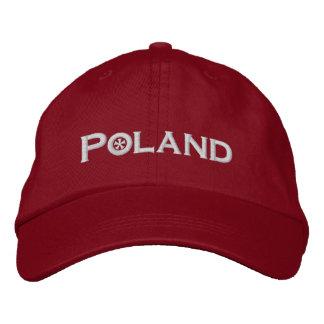 Polen Bestickte Kappe