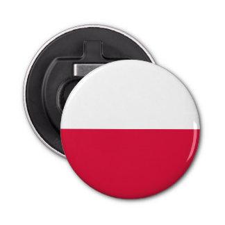 Polen-Flagge Flaschenöffner