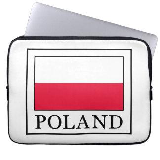 Polen-Hülse Laptopschutzhülle