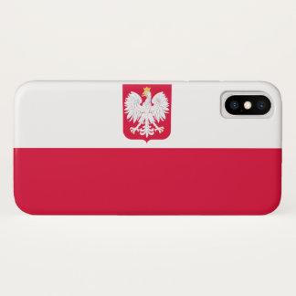 Polen iPhone X Hülle