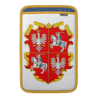 Polen-Litauen Commonwealth (Aufstieg Rosen) MacBook Sleeve