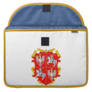Polen-Litauen Commonwealth (Aufstieg Rosen) Sleeve Für MacBooks
