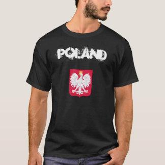 POLEN mit Wappen T-Shirt