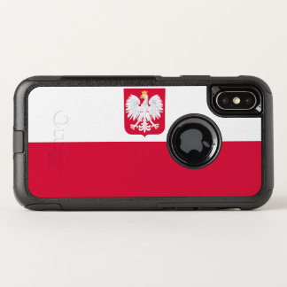 Polen OtterBox Commuter iPhone X Hülle