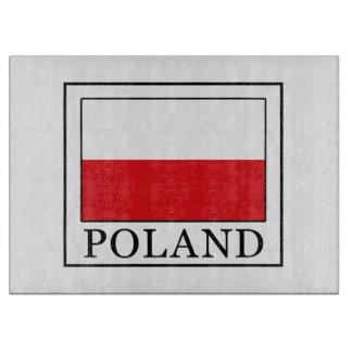 Polen Schneidebrett