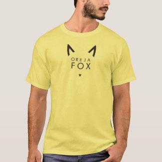 Polera Orejafox, estampado. Logo, T-Shirt