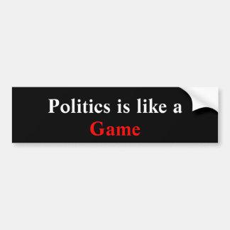 Politik-Autoaufkleber Autoaufkleber