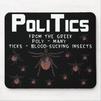 Politik bedeutet viel das Blut, das Insekten sind  Mousepads