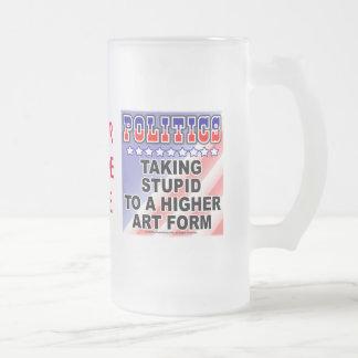 Politik - dumm haferl