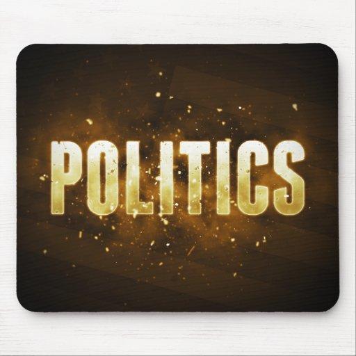 Politik Mousepad