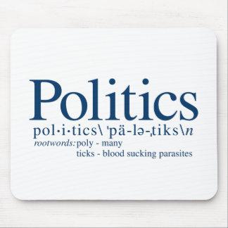 Politik Mousepads