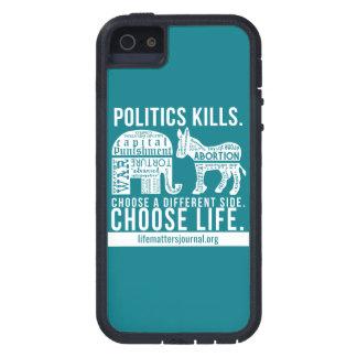 Politik tötet Kasten des Telefons iPhoneSE/5 Schutzhülle Fürs iPhone 5