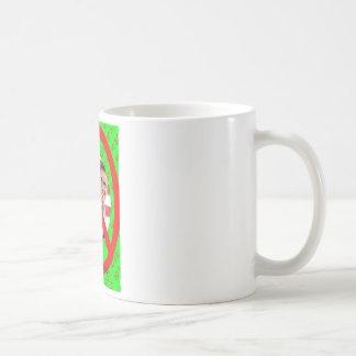 Politisch falsche Produkte Kaffeetasse