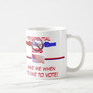 Politisch-Grenzen Tasse