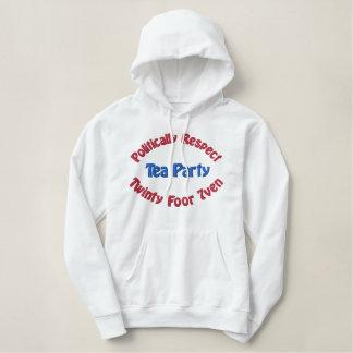 Politisch Respekt - Twinty Foor 7ven Hoodie