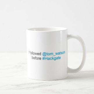 Politische Hipster Tasse
