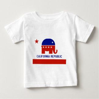 politische Kalifornien-Republik Tshirts