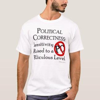 Politische Korrektheit: T-Shirt