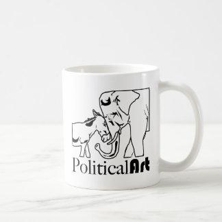 Politische Kunst Tasse
