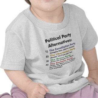 Politische Partys T Shirt