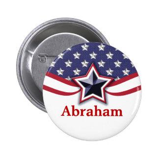 Politische Versammlungs-patriotische Runder Button 5,7 Cm