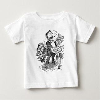 Politischer Cartoon Theodore Roosevelt 1912 Shirts