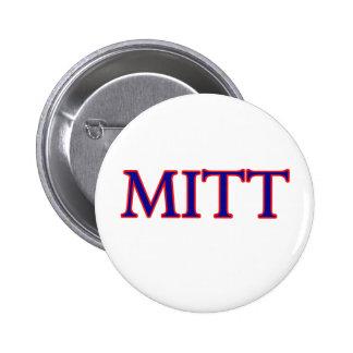 Politischer Knopf Mitt Romneys Runder Button 5,1 Cm