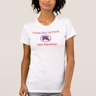 Politischer T - Shirt