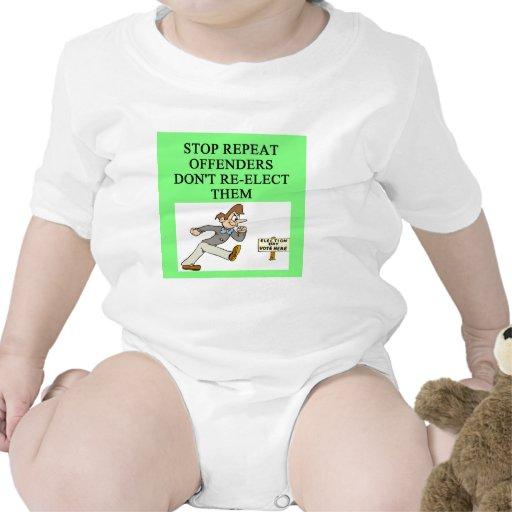 politischer Witz T Shirt