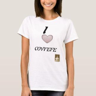 Politisches Shirt des lustigen Kaffeeliebhabers