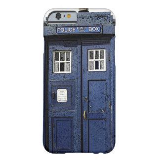 Polizei-allgemeine Telefonzelle - Briten Barely There iPhone 6 Hülle