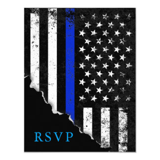 Polizei angeredetes amerikanische Flagge UAWG Karte