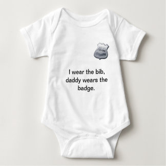 Polizei-Baby Onsie Baby Strampler
