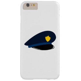 Polizei bedeckt mit einer Kappe Barely There iPhone 6 Plus Hülle