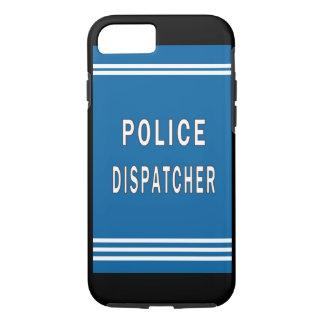 Polizei-Fahrdienstleiter iPhone 8/7 Hülle
