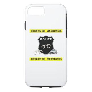 Polizei-Tatort iPhone 8/7 Hülle