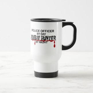 Polizei-Zombie-Jäger Reisebecher
