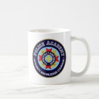 Polizeischule Kaffeetasse