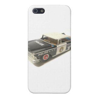 Polizeiwagen iPhone 5 Case