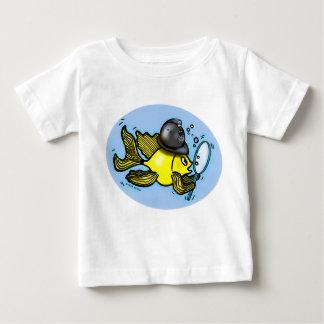 Polizist-Fische T - Shirt BOBBY-FISCHE lustiger