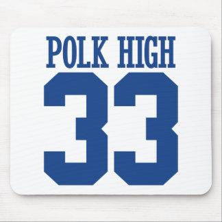Polk hoch mousepads